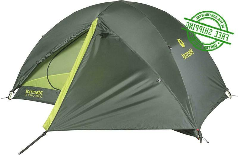 Camping Tent Backpacking Person Cabin Crane 3