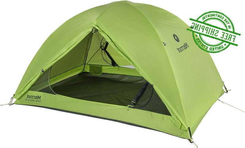 Camping Person Cabin Green Creek 3 Person