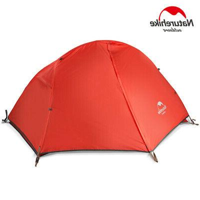 Naturehike Cycling Backpacking Tent 1 Person