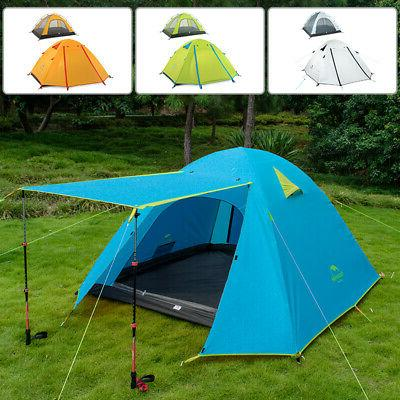 camping tent cycling backpack ultralight 210t