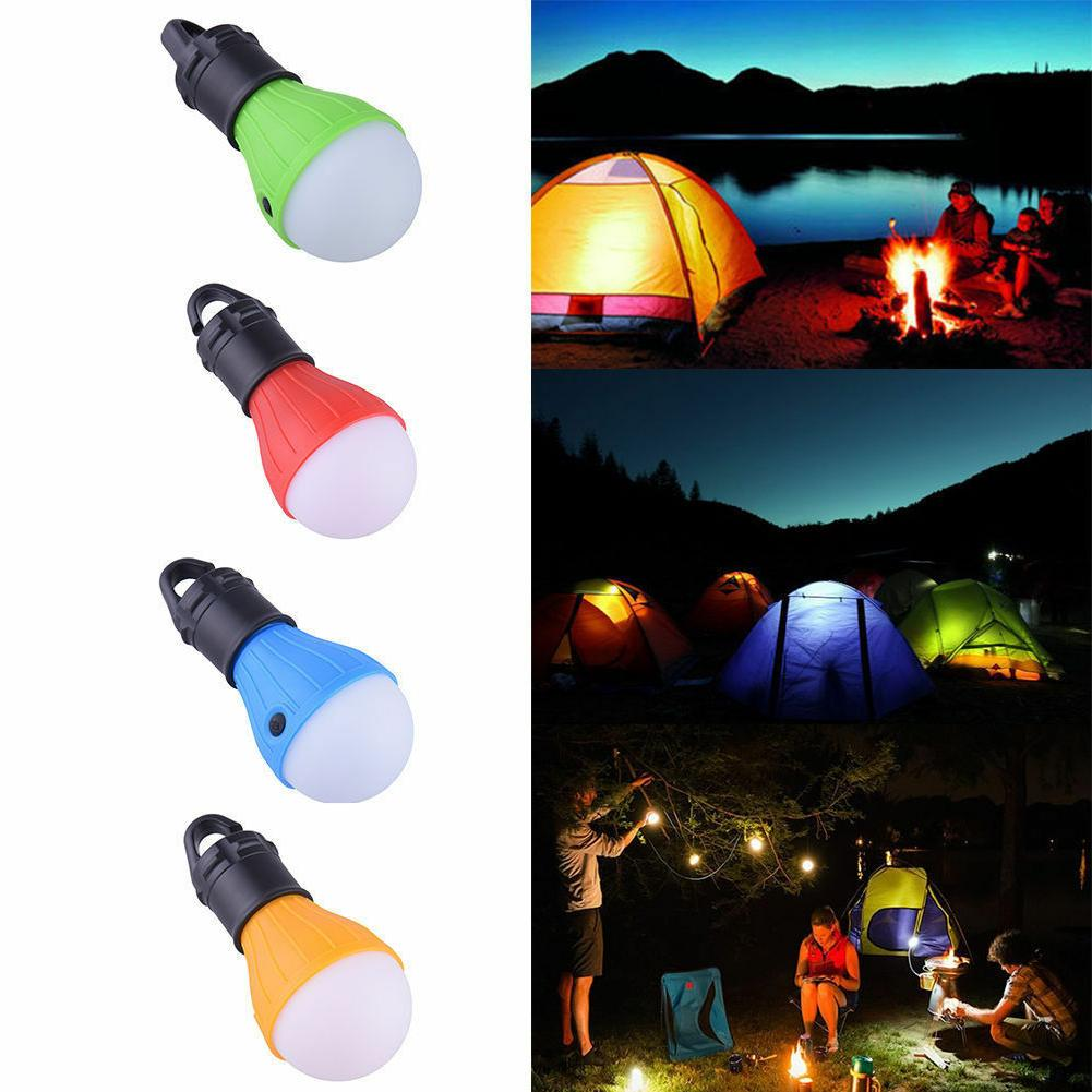 Outdoor Camping LED Bulb Hanging Tent Light Fishing Emergenc