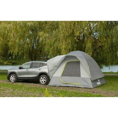 Eureka Solitaire AL Camping Tent: 1-Person 3-Season Ultra Li