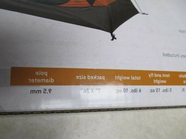 ALPS Person Camping Hiking Outdoor Canopies