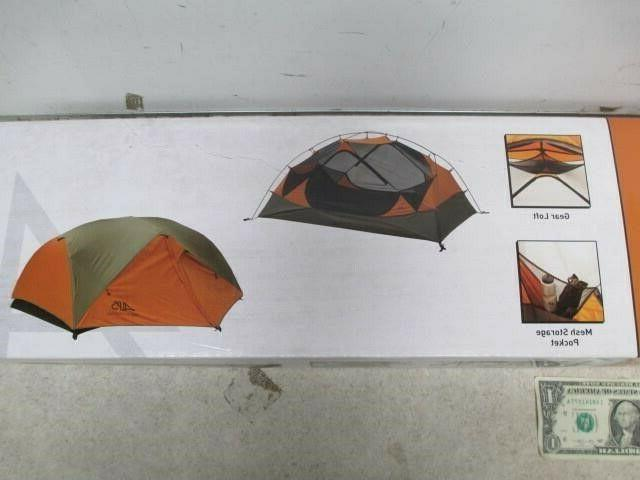 ALPS Mountaineering Chaos Person Tent Camping Outdoor Living