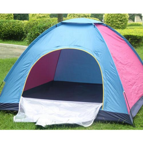 3-4 Up Dome Tent Camping Hiking