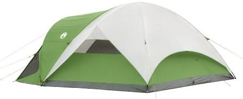 Coleman 8-Person Tent with Screen Screened-In