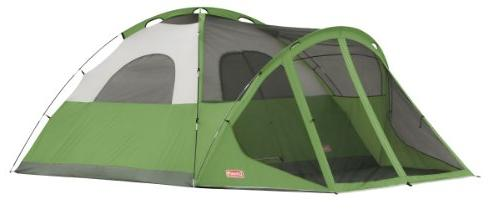 Coleman Evanston Screened 6-Person Tent