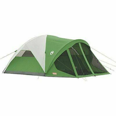 evanston screened 6 person tent