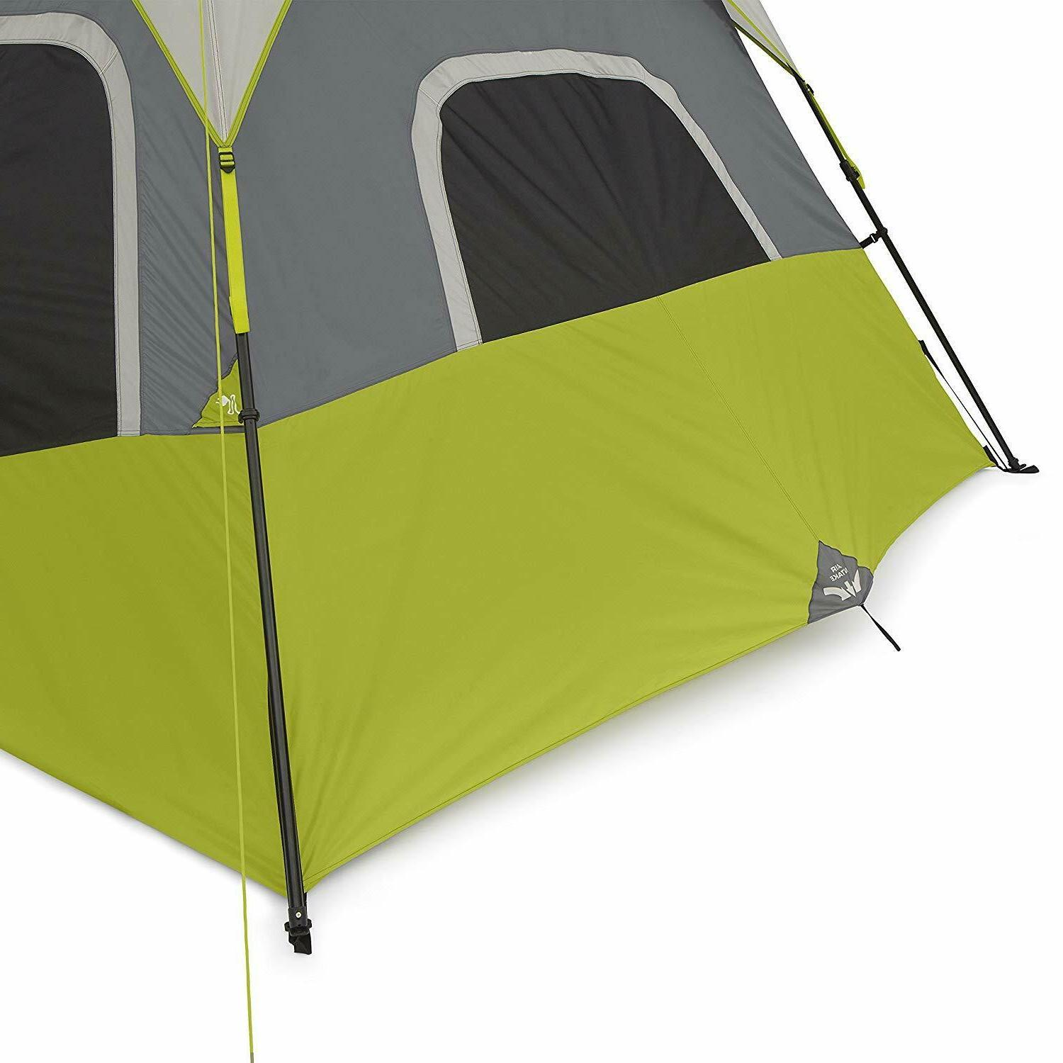 Family Camping Tent Person Large Cabin Big Party Canopy 2 Room