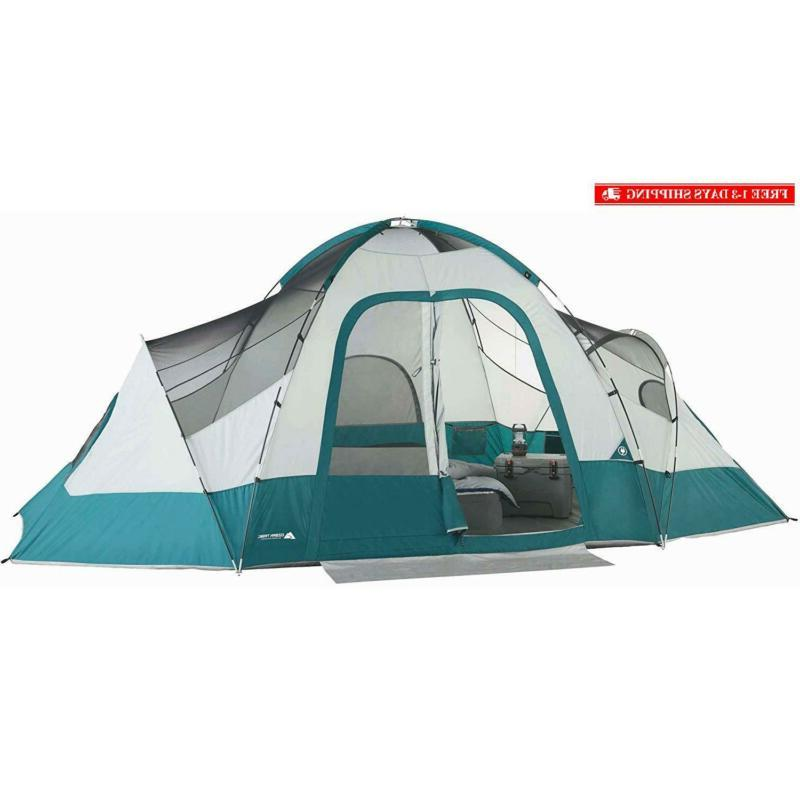 Family Tent For 8-Persons Room Two Fro