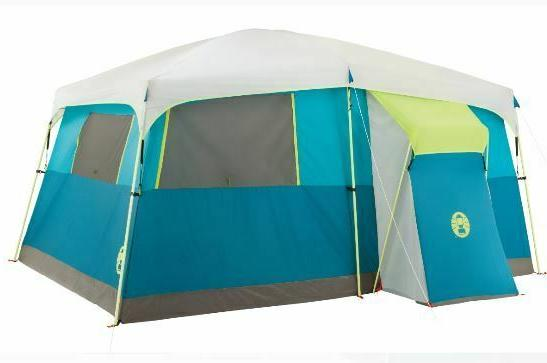 Coleman Outdoor 8 Camping