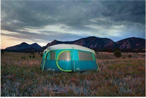 Coleman Fast Pitch Outdoor Camping Cabin
