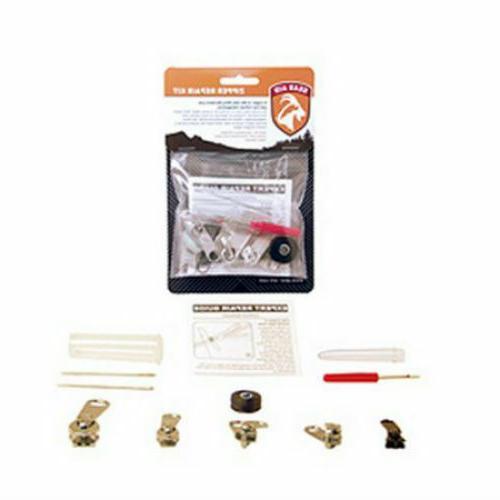 Gear Aid Zipper Repair Kit Tent Jacket Duffel