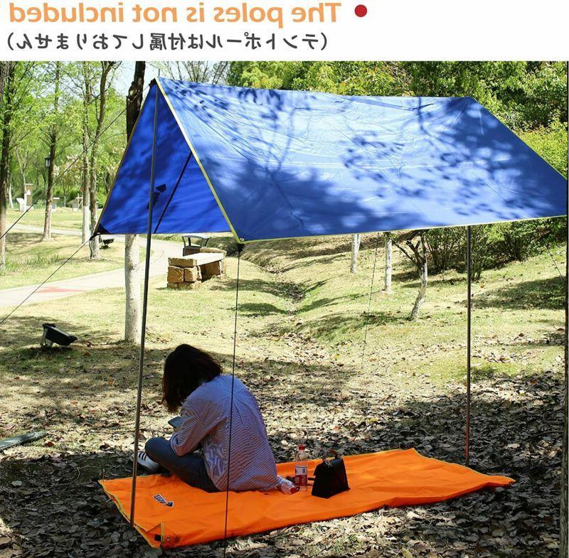Azarxis Tent Backpacking Floor Gro