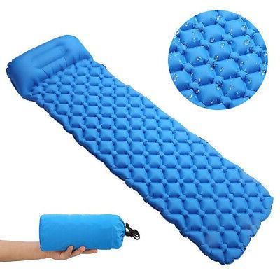 Inflatable Mattress Tent Mat for Camping Travel