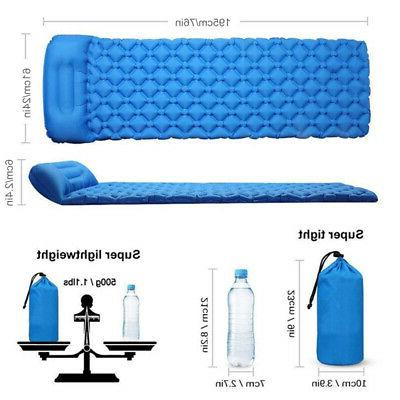 Inflatable Tent Mat for