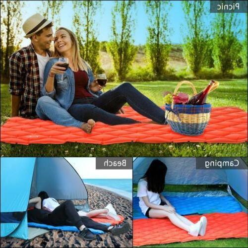 Inflatable Tent Mat Hiking