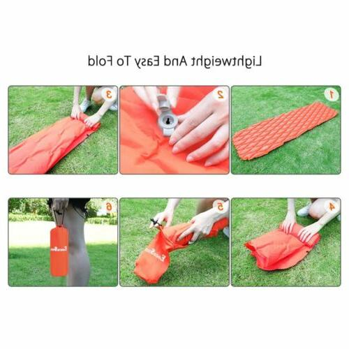 Tent for Hiking Travel Pad