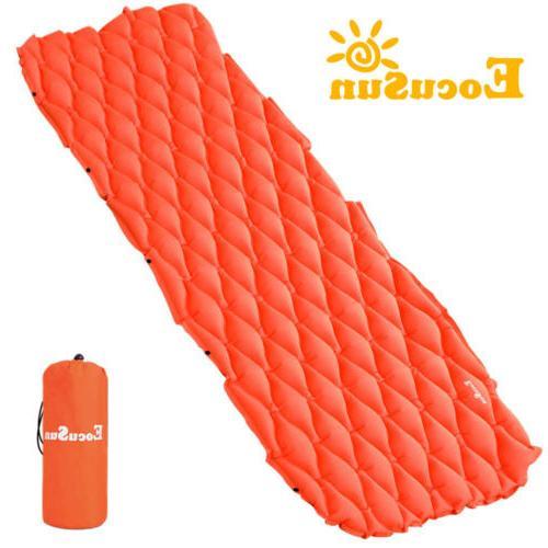 inflatable air mattress outdoor tent mat