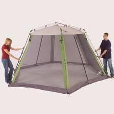 Coleman Instant 10' x 10' Screen House