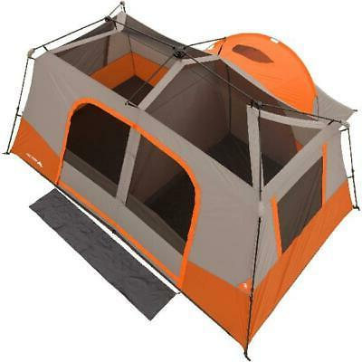 Large 11 Person Cabin Tent Season Hiking NEW