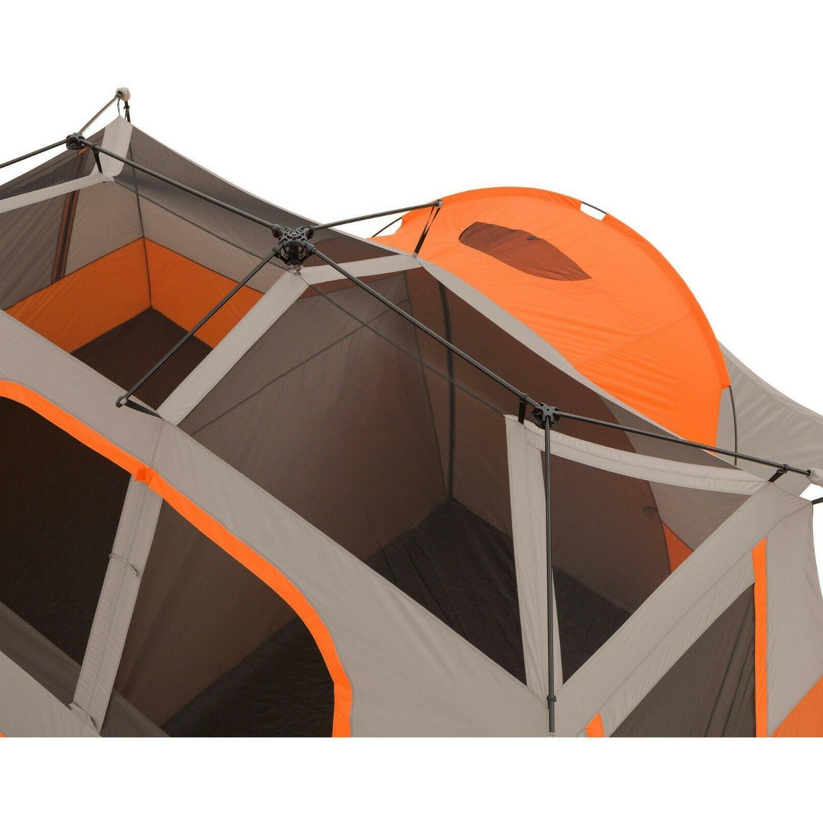 Large 11 Tent 3 Season Hiking