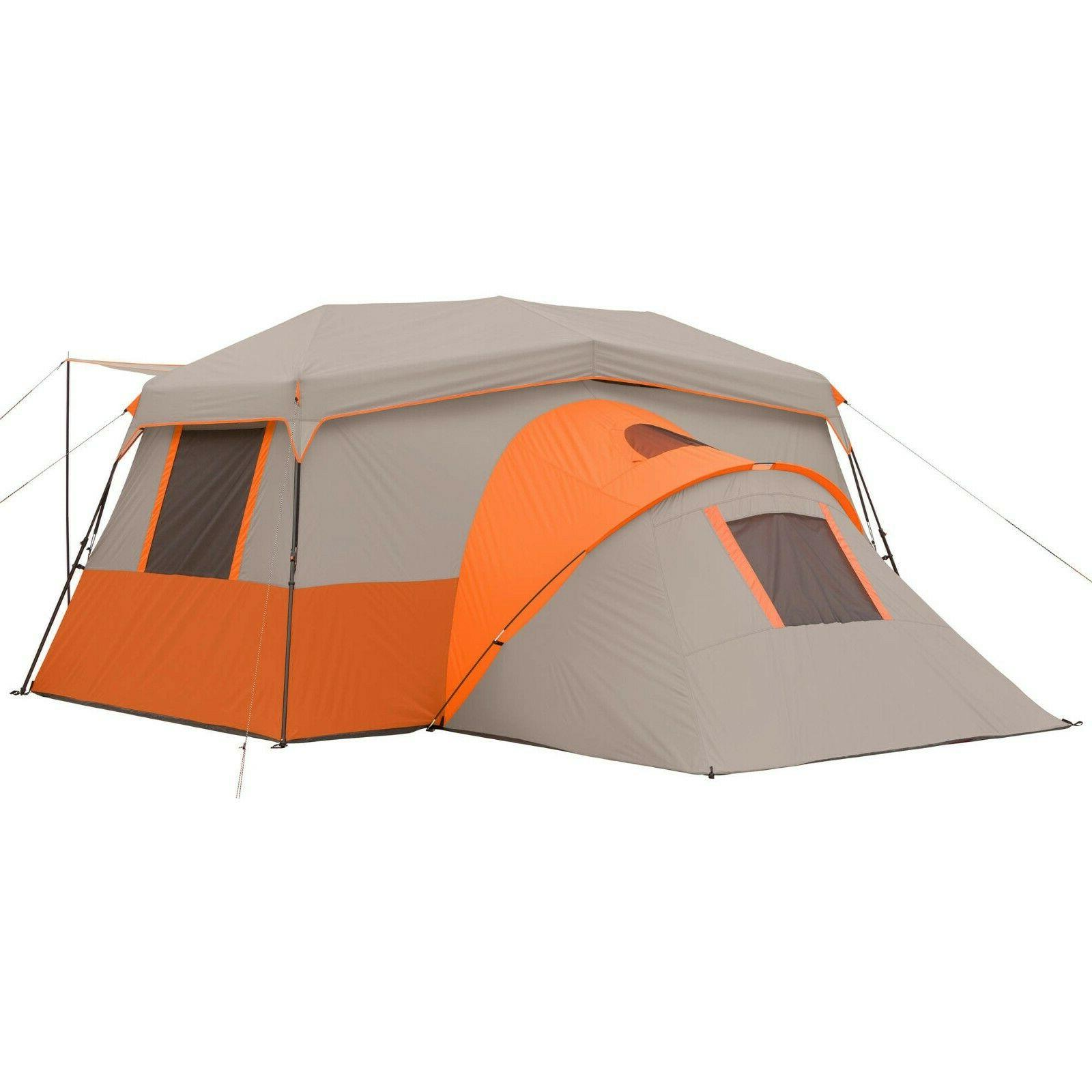 Large 11 Tent 3 Rooms Hiking NEW