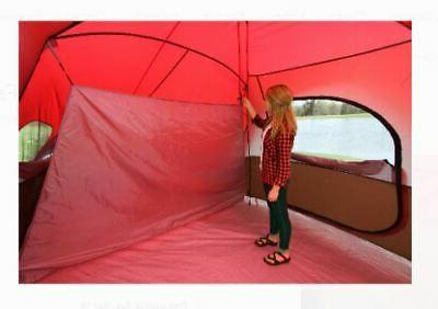 Large Tents 10-Person Camping Mesh Body Outdoor
