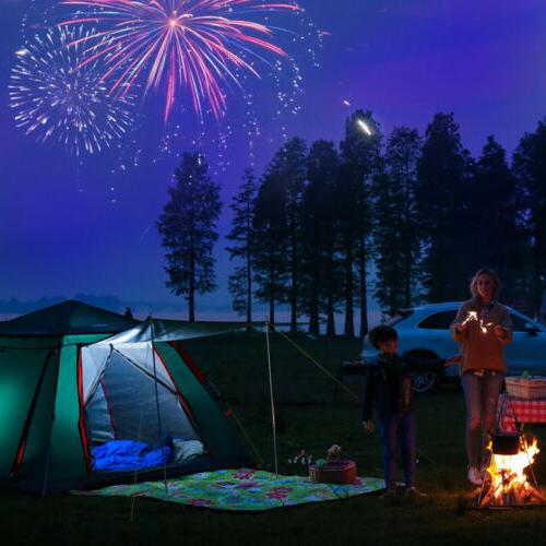 Large Pop Up Camping Hiking Person