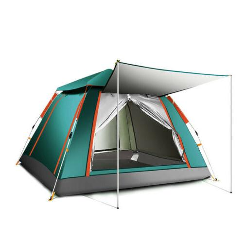 Large Up Camping Tent Hiking Fishing Person