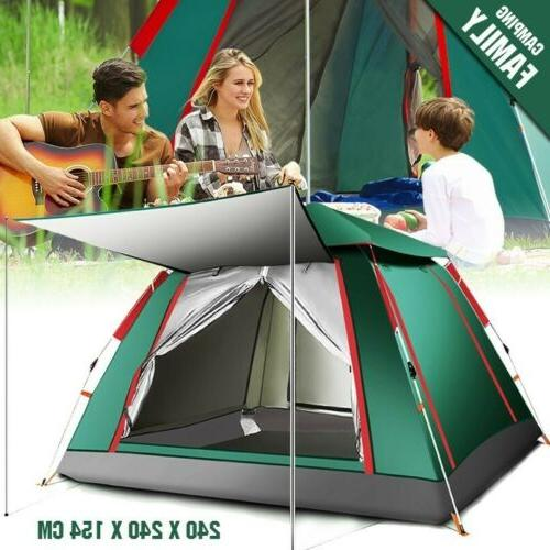large pop up tent camping tent