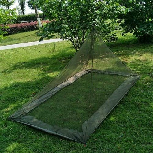 Camping Hammock Insect Mosquito Net Mesh Tent Sleeping Canop