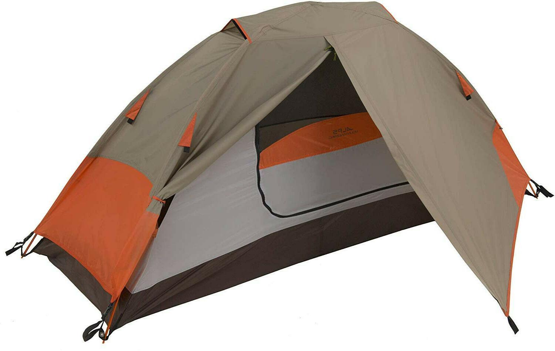 ALPS Tent, Clay/Rust box