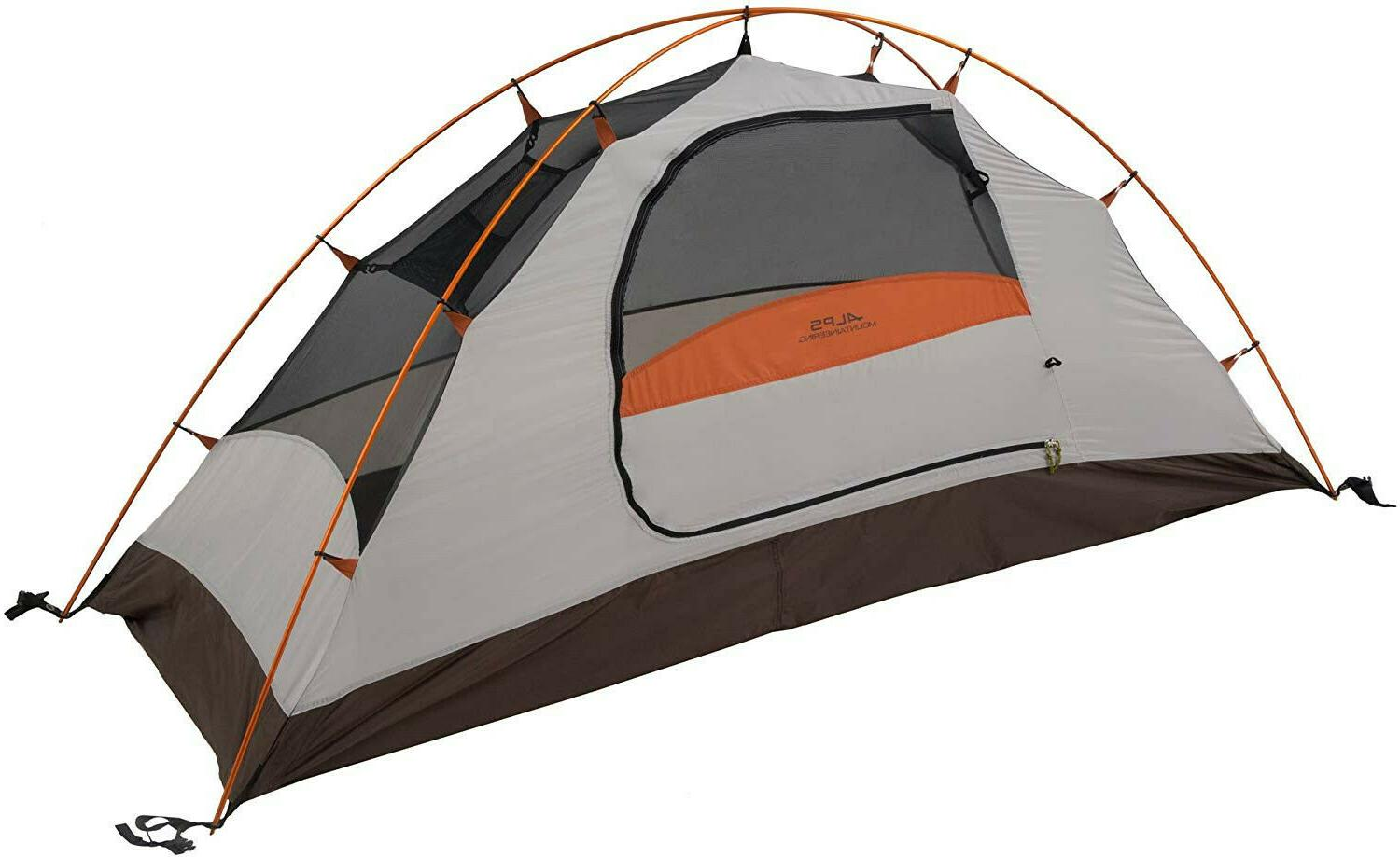 lynx 1 person tent clay rust brand