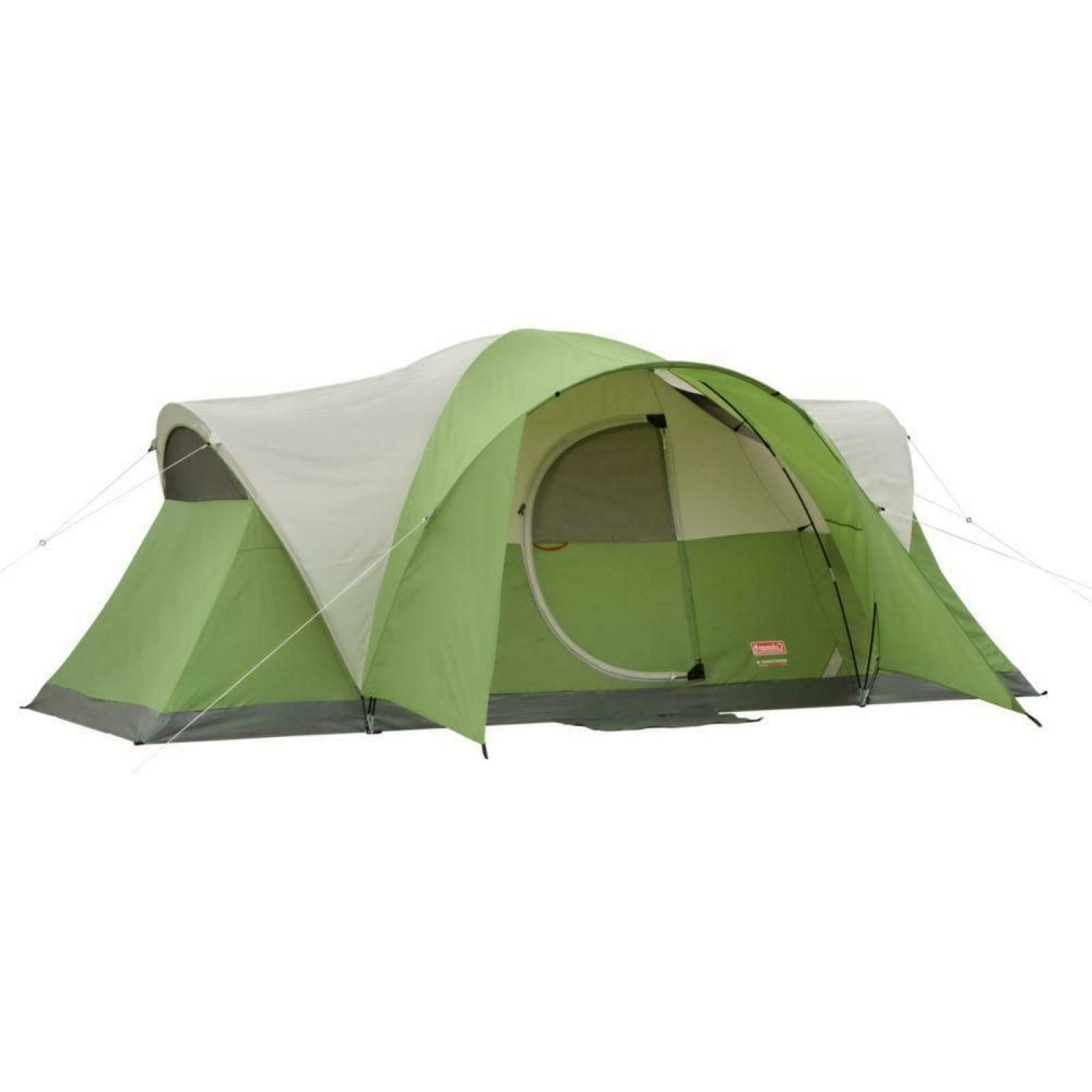 Modified Dome Tent 8-Person Modified Wt Hinged Door Hiking/C
