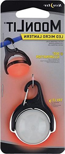 Nite Ize MoonLit LED Micro Lantern Red MLTML-10-R6