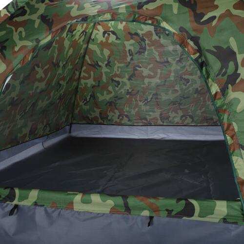 3-4 Camping Waterproof 4 Tent