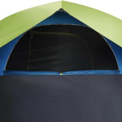 NEW Coleman 4-Person Dark Dome Tent with