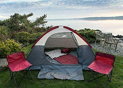 new camping set 1 tent 2 sleeping