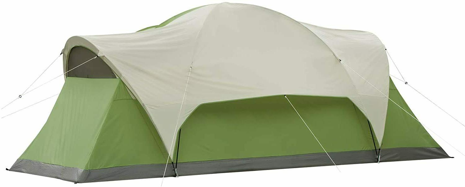 Coleman 8-Person for Camping Tent with Easy New