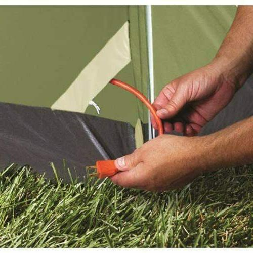 Coleman Tent Camping | with Easy Green, New
