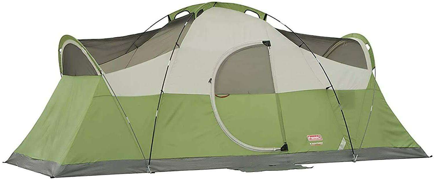 Coleman Camping | Montana Tent with Green, New