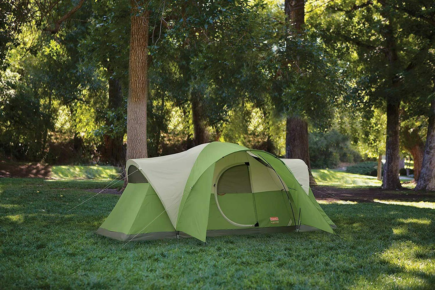 Coleman Camping | Montana with New