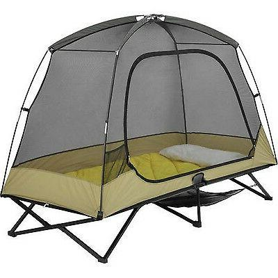 Ozark Trail One Person Cot Tent New Free Shipping