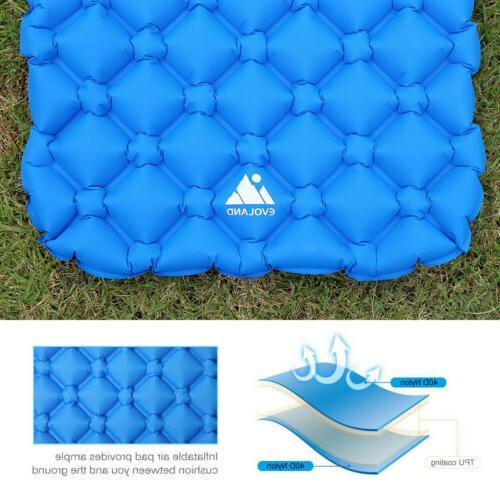 Outdoor Mat Pad Pillow Tent