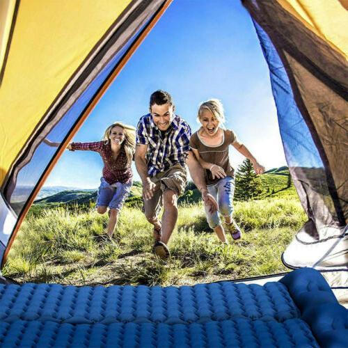 Outdoor Camping Mat Mattress Pad Tent Hiking Sleeping