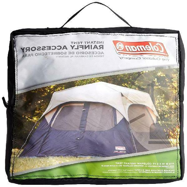Outdoor Camping Coleman Rainfly Accessory fits Setup Cabin