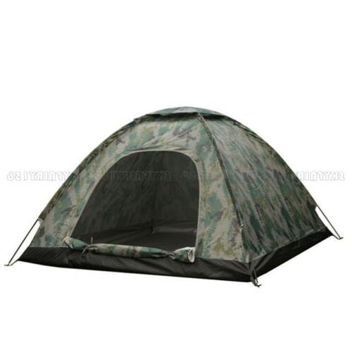 Outdoor Person Folding Tent Hiking