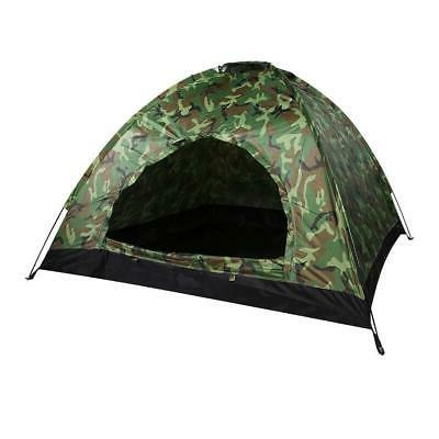 1-3 Person Outdoor Camping Hiking Tent Waterproof 4 Season F