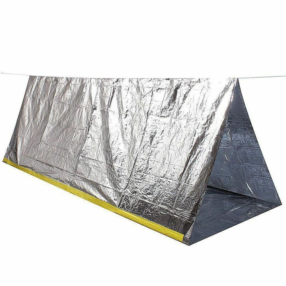 Outdoor Emergency Sleeping Survival Reflective Shelter